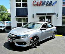 2016_Honda_Civic Sedan_EX-T Sedan CVT_ Fredricksburg VA