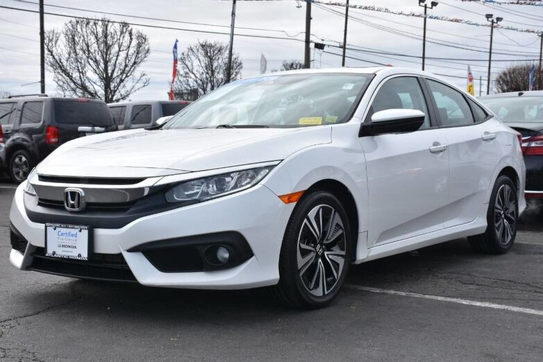 2016 Honda Civic Sedan EX-T Sensing Apple CarPlay Android Auto Bay Shore NY
