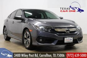 2016_Honda_Civic Sedan_EX-T TURBOCHARGED AUTO SUNROOF REAR CAMERA KEYLESS START BLUETOOTH_ Carrollton TX