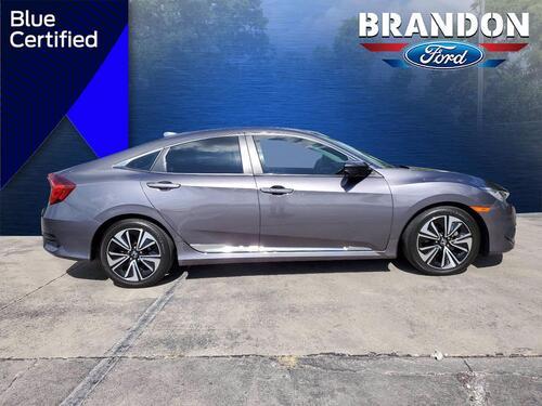 2016 Honda Civic Sedan EX-T Tampa FL
