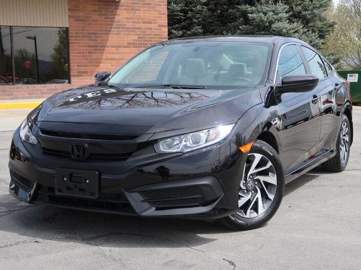 2016 Honda Civic Sedan EX West Jordan UT