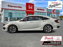 2016_Honda_Civic Sedan_LX  - Certified - Bluetooth - $128 B/W_ Clarenville NL