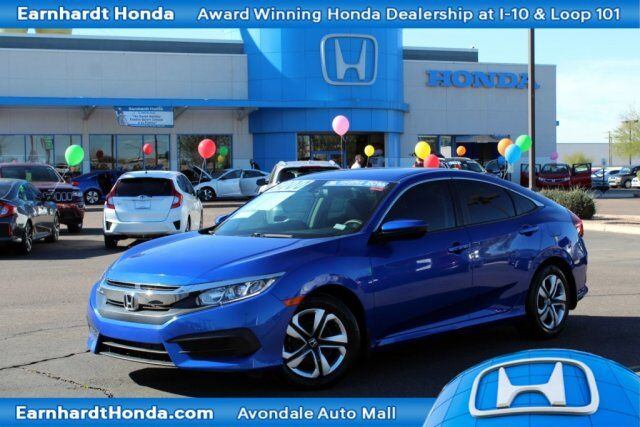 2016 Honda Civic Sedan LX Avondale AZ
