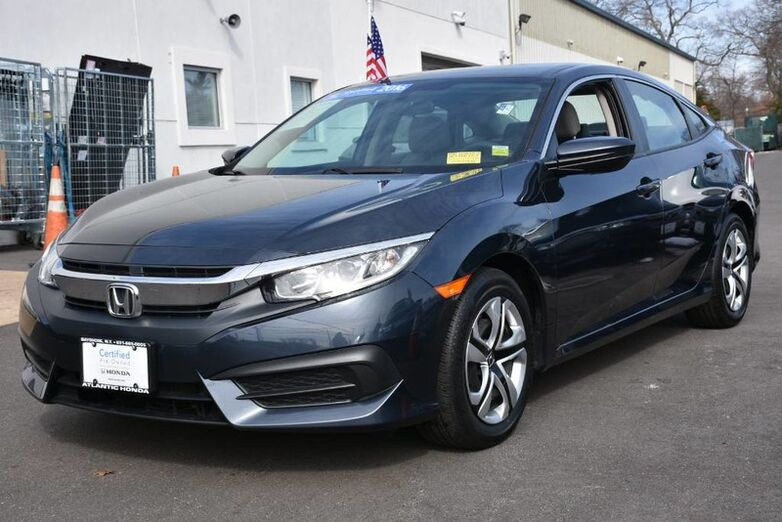 2016 Honda Civic Sedan LX Bay Shore NY