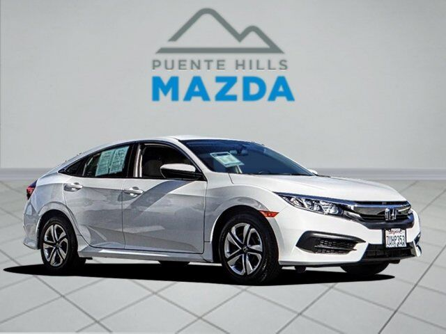 2016 Honda Civic Sedan LX City of Industry CA