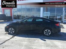 2016_Honda_Civic Sedan_LX_ Clarenville NL
