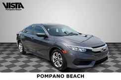2016_Honda_Civic Sedan_LX_ Coconut Creek FL