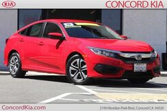2016_Honda_Civic Sedan_LX_ Concord CA