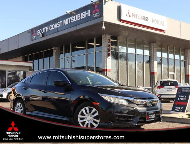 2016 Honda Civic Sedan LX Costa Mesa CA