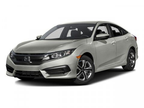 2016 Honda Civic Sedan LX Fontana CA