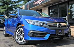 2016_Honda_Civic Sedan_LX_ Georgetown KY