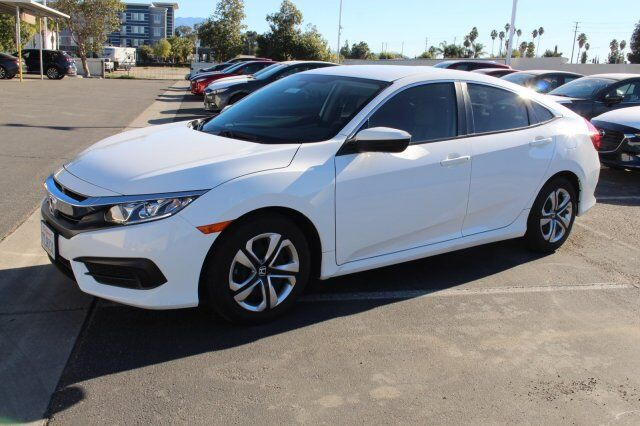 2016 Honda Civic Sedan LX Loma Linda CA