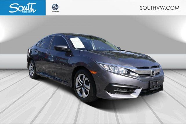 2016 Honda Civic Sedan LX Miami FL