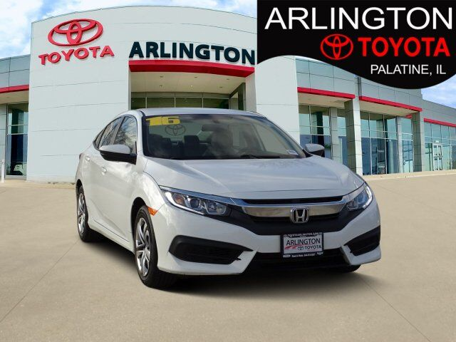 2016 Honda Civic Sedan LX Palatine IL