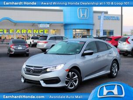 2016_Honda_Civic Sedan_LX_ Phoenix AZ