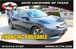 2016_Honda_Civic Sedan_LX_ Plano TX