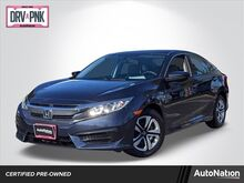 2016_Honda_Civic Sedan_LX_ Roseville CA