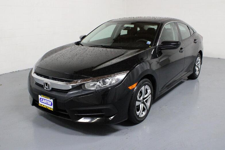2016 Honda Civic Sedan LX Seattle WA