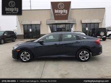 2016_Honda_Civic Sedan_LX_ Wichita KS