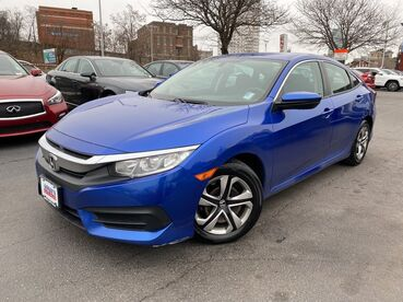 2016_Honda_Civic Sedan_LX_ Worcester MA