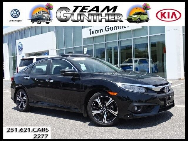 2016 Honda Civic Sedan Touring Daphne AL