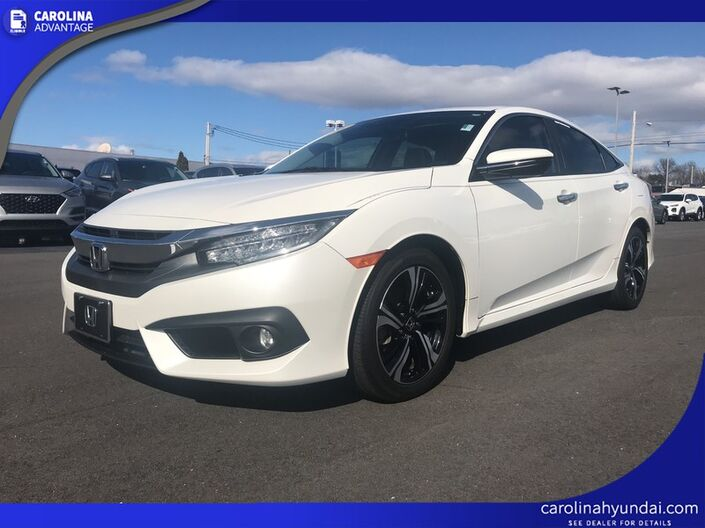 2016 Honda Civic Sedan Touring High Point NC