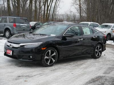 2016_Honda_Civic Sedan_Touring_ Inver Grove Heights MN
