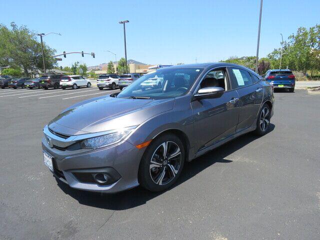 2016 Honda Civic Sedan Touring Novato CA