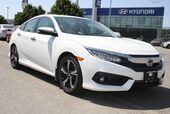 2016 Honda Civic Sedan Touring One owner No accident, Bluetooth,Heated seats,Navigation