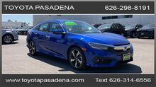2016_Honda_Civic Sedan_Touring_ Pasadena CA