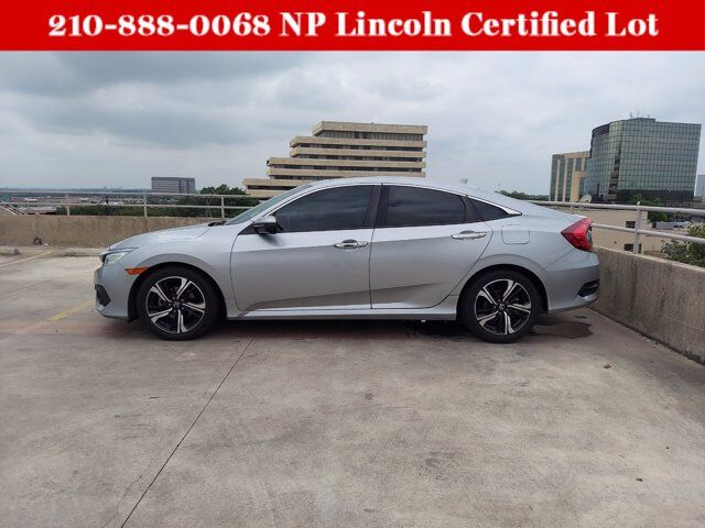 2016 Honda Civic Sedan Touring San Antonio TX