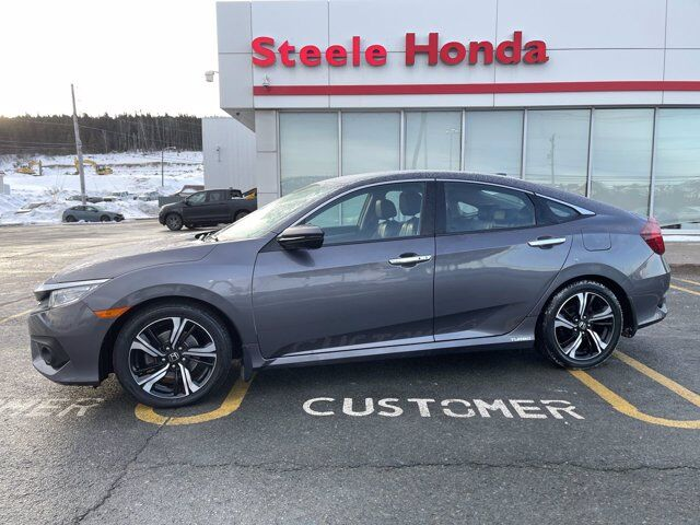 2016 Honda Civic Sedan Touring