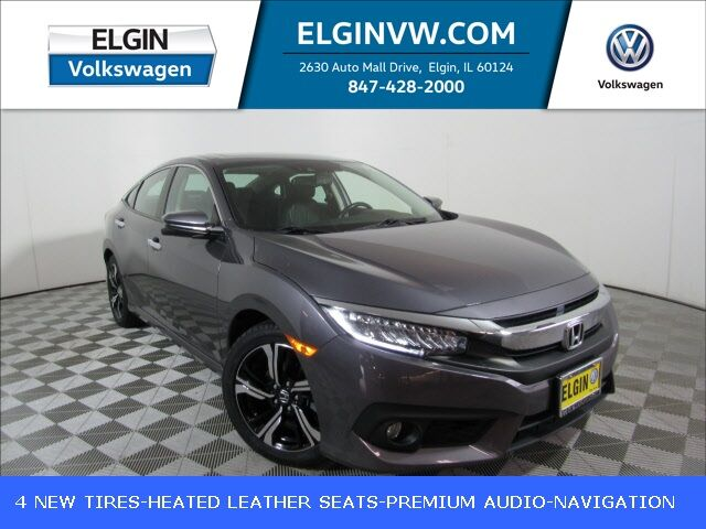 2016 Honda Civic Touring Elgin IL