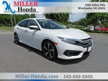 2016_Honda_Civic_Touring_ Martinsburg