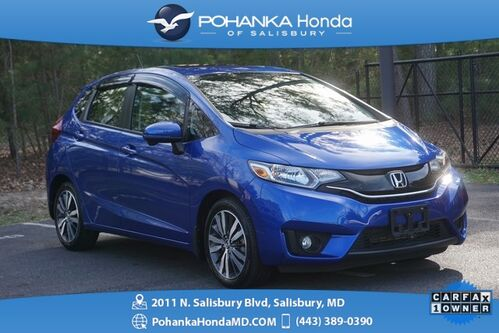 2016_Honda_Fit_EX ** 1 Owner ** Honda Certified 7 Year  100,000 **_ Salisbury MD