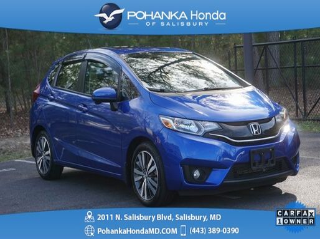 2016_Honda_Fit_EX ** 1 Owner ** Honda Certified 7 Year  100,000 **_ Salisbury MD