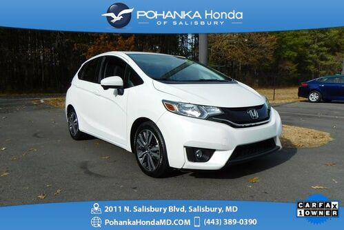 2016_Honda_Fit_EX ** SUNROOF ** Honda True Certified 7 Year / 100,00_ Salisbury MD