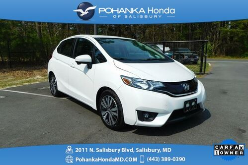 2016_Honda_Fit_EX ** SUNROOF & SIDE VIEW CAMERA ** ONE OWNER **_ Salisbury MD