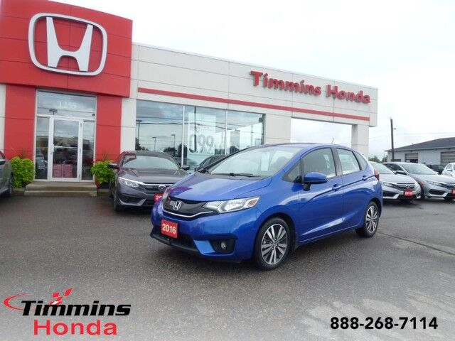2016 Honda Fit EX Timmins ON