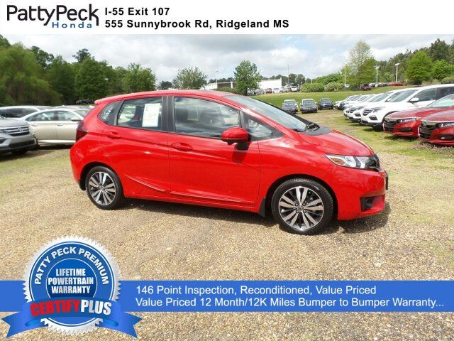 2016 Honda Fit EX FWD Jackson MS
