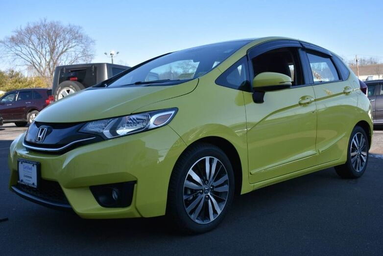2016 Honda Fit EX-L Hatchback Bay Shore NY