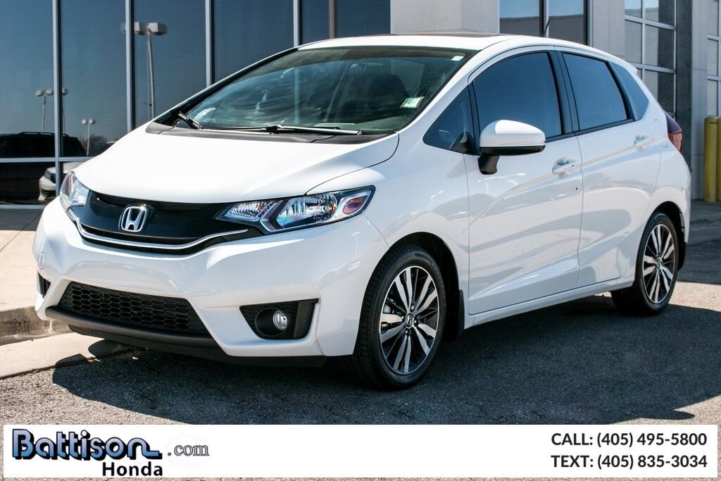 2016_Honda_Fit_EX_ Oklahoma City OK