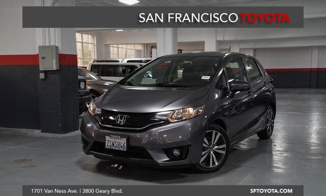 2016 Honda Fit EX San Francisco CA