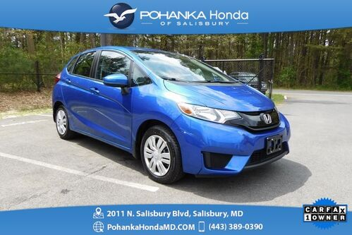 2016_Honda_Fit_LX ** LOW MILES ** ONE OWNER **_ Salisbury MD