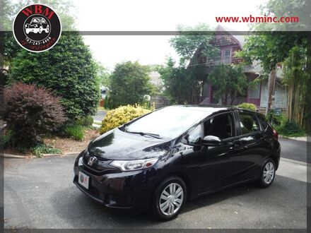 2016_Honda_Fit_LX_ Arlington VA