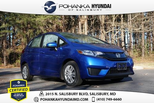 2016_Honda_Fit_LX **BEST MATCH**_ Salisbury MD