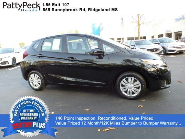 2016 Honda Fit LX FWD Jackson MS