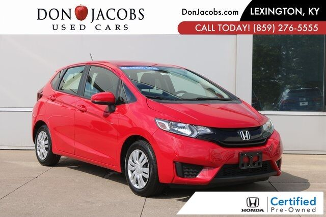 2016 Honda Fit LX Lexington KY