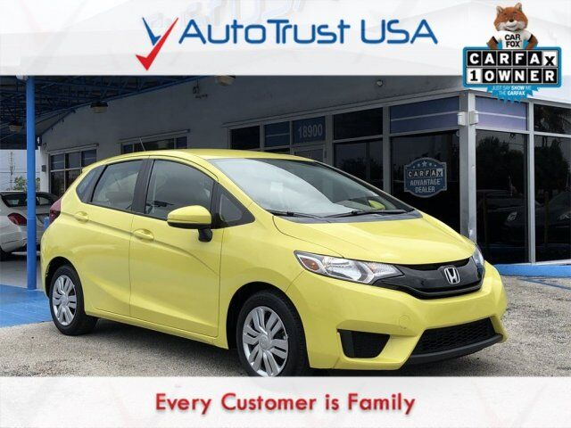 2016 Honda Fit LX Miami FL