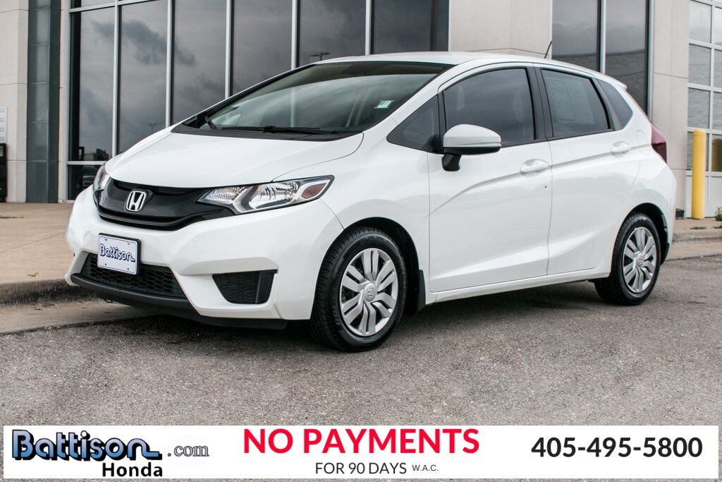 2016_Honda_Fit_LX_ Oklahoma City OK